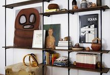 PIPE SHELVING / Examples