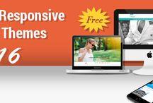 Free Responsive WP Theme-8degree