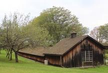 Barns / by Trudi Crookshanks