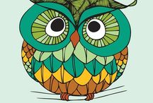 Owl buho ugle