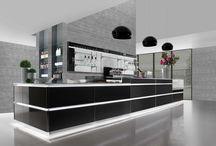 Artic - il bar al centro / The bar as a protagonist! Decor ideas and inspiration | Made in Italy | Bar & Cafè Furniture Design | Horeca