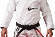 Gameness White Feather Gi