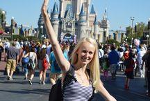 Travel / Disneyworld, Orlando