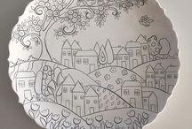 platos de ceramica para hacer