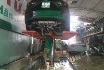 cách rửa xe ô tô chuyên nghiệp