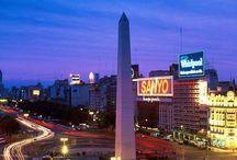 Buenos Aires ♥ / by El Mirasol
