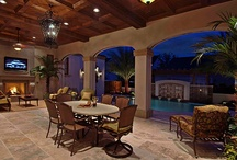 Outdoor rooms / by Donna Cannady