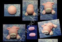 figurky s marcipánu