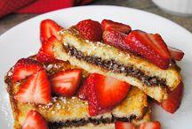Dessert for breakfast / by Char Gempeler