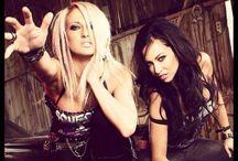Women of Hard Rock & Metal.