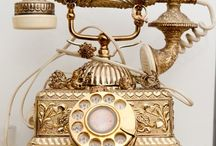 My Antique Phone Obsession / by Courtney Flowers