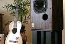 Sound - speakers - harbeth