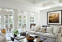 Living Rooms  / by Jade {Project Happiness}