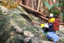 Lego Photography Ideas