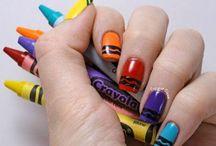 Nails & toes .. / Secret