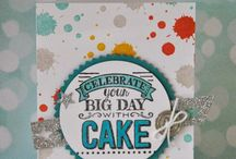 big Day stampin up