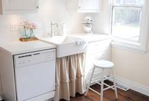 Laundry room ideas / My dream laundry room