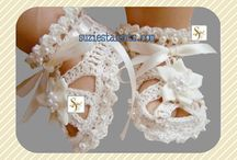 Pizzo scarpe