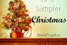 Simple Holiday Ideas