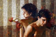 Diego Dayer / paiting by artist Diego Dayer