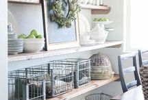 Spring Home Tours / Home decorating ideas for Spring