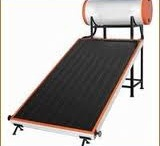 solar water heater electric