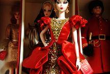 私の大好きなバービー / 2000年前後からコレクション開始。 特にファッションモデルコレクションがお気に入りです。