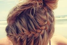 Hair inspiration / Hairstyles