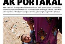 2014 Ekim - Manşetler