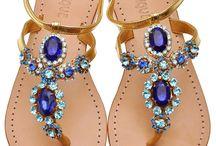 jewlery sandals