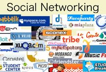 Social Networking / Board Created by www.titleseo.com