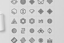 symbol design/typography