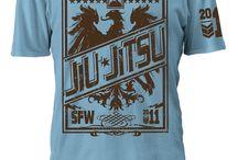Wear Jitz Tee N stand out in da crowd / Jiu-Jitsu t-shirts 3 colors available