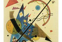 Kandinsky Vassily / art