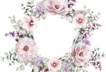 bunga lingkaran