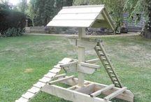 Chickens / Chicken coop ideas...