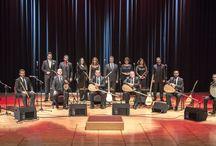 İBB Kent Orkestrası Türk Halk Müziği Topluluğu Çanakkale Şehitlerini Anma Konseri / 19 Mart 2015