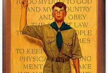 Nostalgia  / Iconic photos, books, and other memories from the history of the Boy Scouts of America over the past 100+ years.