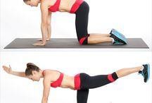 Dagelijkse lichamelijke oefeningen / Fit blijven
