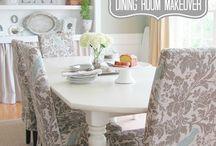 Living, Dining Room & Entrance Halls