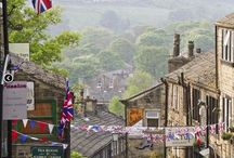 Haworth Yorkshire England ♥