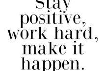 Inspiring Quotes / Dream...Create...Achieve...Inspire