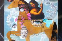My Collages / by Elisaveta Sivas