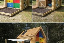 Outdoor fun!! / Playground/areas and outdoor games / by Kristen O'Neal