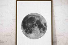 Moon Prints