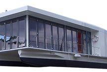Solar HouseBoat
