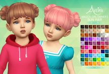 Sims 4 toddler cc