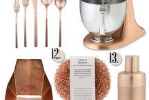Copper kitchenaid