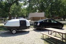 Car Camping | @roadskoolery / Camping light with fuel efficiency (MPG) as an important goal