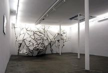 Art & Architectural Fabric Installations